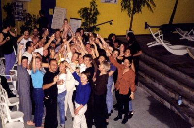 1997-FORMATION OSE-REBIRTH EN PISCINE-OSE