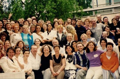 2000-PARIS-PLUS D'AMOUR DANS NOS RELATIONS-OSE - copie