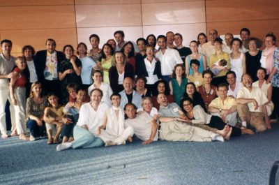 2001-PARIS-FORMATION OSE